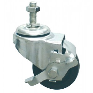 Casters only for 7038 Heavy Duty Set/4 (2-Lock/2-NonLock)