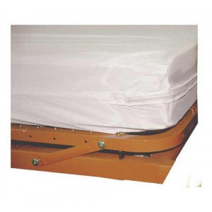 Mattress Covers- Zippered /12 Hospital size 36x80x6