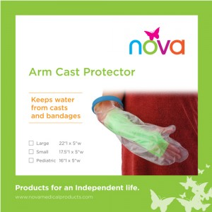 Arm Cast Protector X-Small