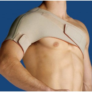 Thermoskin Sports Shoulder Univ. Fit Beige Small