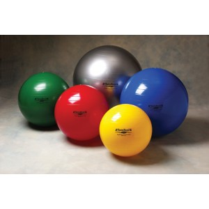 Thera-Band Exercise Ball- 18 - 45 cm- Yellow