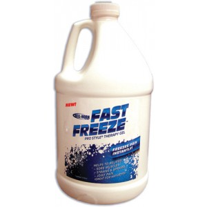 FastFreeze ProStyle Therapy Gel 128oz (1 gal) Pump
