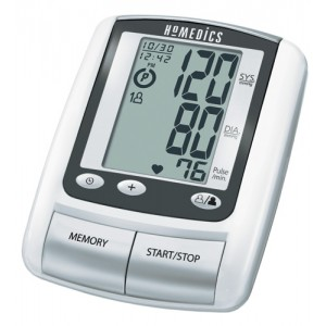 Automatic Blood Pressure Monitor With 2 Cuffs