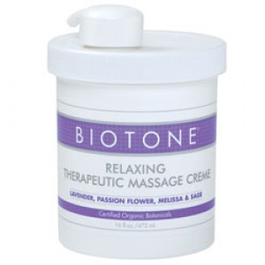 Biotone Relaxing Therapeutic Creme 16 oz