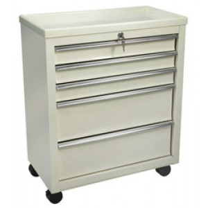 Lakeside Specialty Super-Saver Cart With 5 Drawers