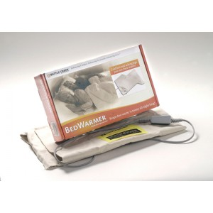 Bed Warmer Heating Pad - Canvas Cover Single-Heat