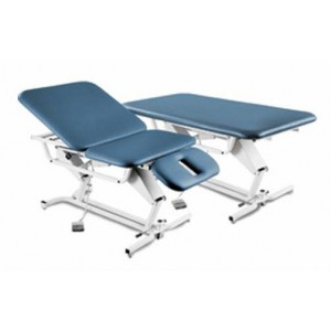 Treatment Table Hi-Lo 25 x75 3-Sect With Footswitch & Casters