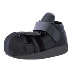 Off-Loading Diabetic Shoe Medium Men 6.5-8.5; Women 9-11