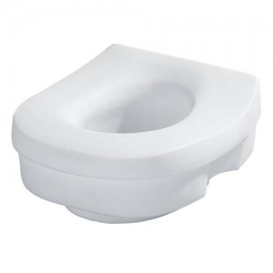 Elevated Toilet Seat-Moen