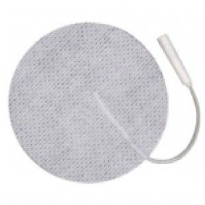 Electrodes First Choice-3110C 2  Diameter Round Cloth Pack/4