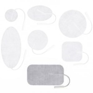 Electrodes First Choice-3120C 2 x3 Rectangle Cloth Pack/4
