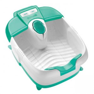 Conair Massaging Foot Bath With Bubbles & Heat