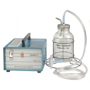 Gastric Drainage Pump With 1100 ml Disp Canister