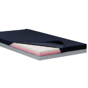Relief-Care Pro Dual-Zone Foam Mattress With SMT 36 x84 x6
