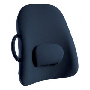 Lowback Backrest Support Obusforme Navy (Bagged)