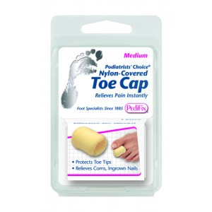 Nylon Covered Toe Cap Medium (Each)