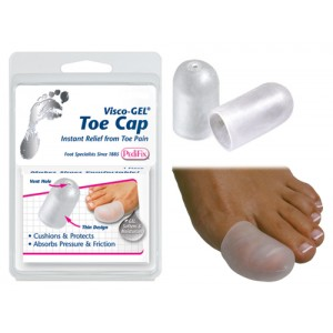 Visco-GEL Toe Cap X-Large (All Gel)