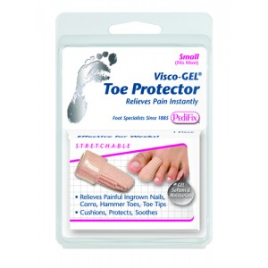 Visco-Gel Toe Protector Each Large
