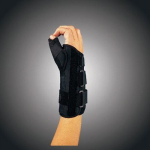 Formfit 8 Thumb Spica Left Medium