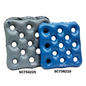 Air Inflatable Seat Cushion 17 x 17 (Waffle style)