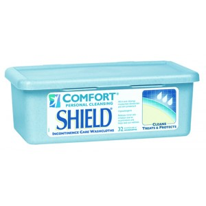 Comfort Shield With Dimethicone Tub Pack/24
